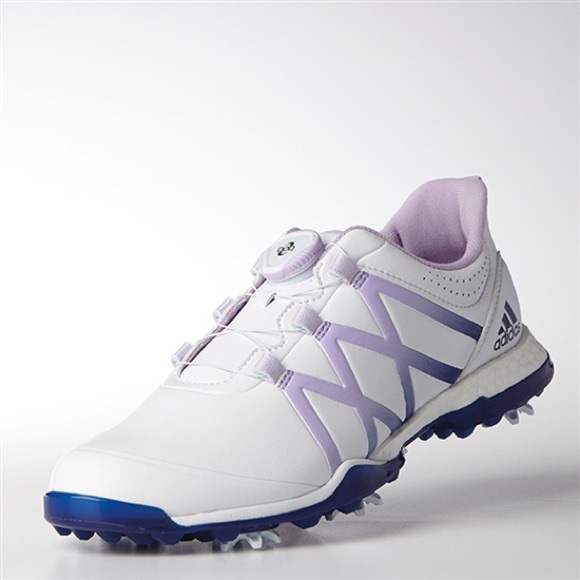 premium selection 5fb55 2d468 NWT Adidas Adipower Boost BOA Womens Golf Shoes